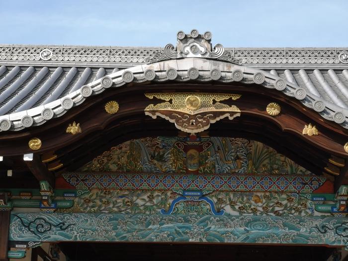 徳川の葵の御紋