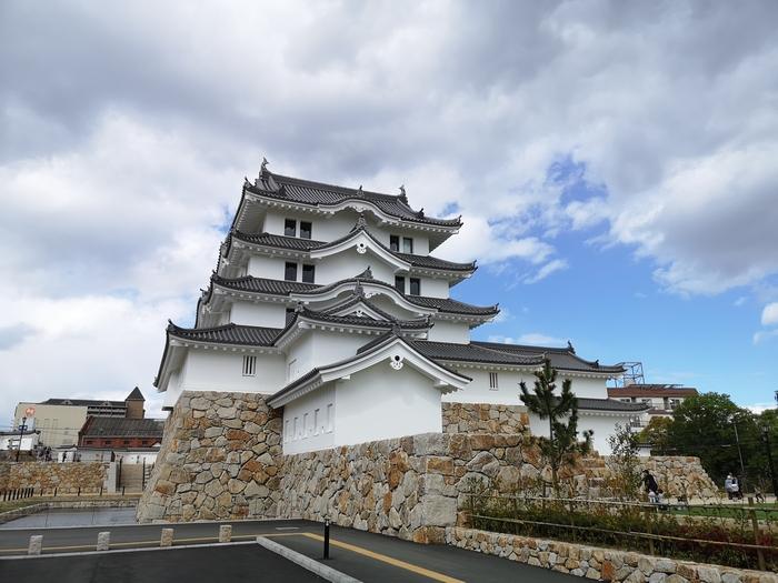 尼崎城外観(その1)