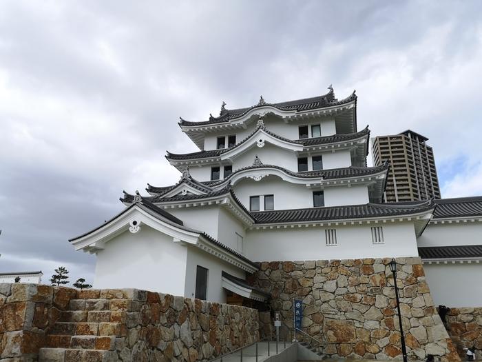 尼崎城外観(その2)