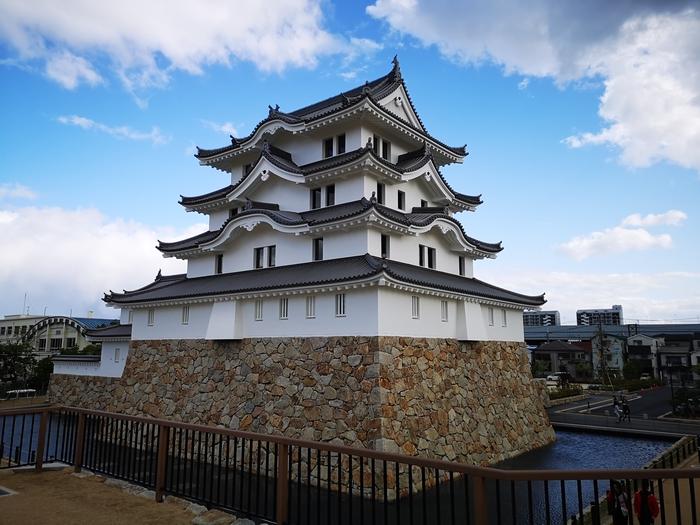 尼崎城外観(その3)
