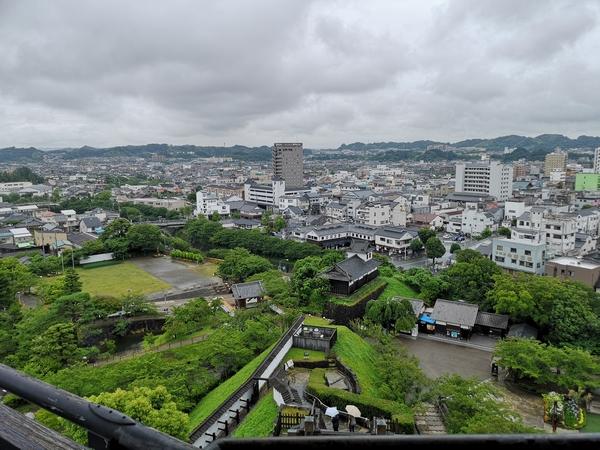最上階からの眺め(その1)