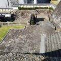 石垣が素晴らしかった甲府城