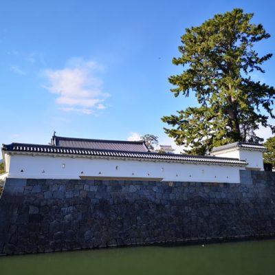 2019年12月15日の小田原城