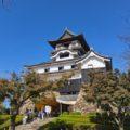 国宝 犬山城を訪問