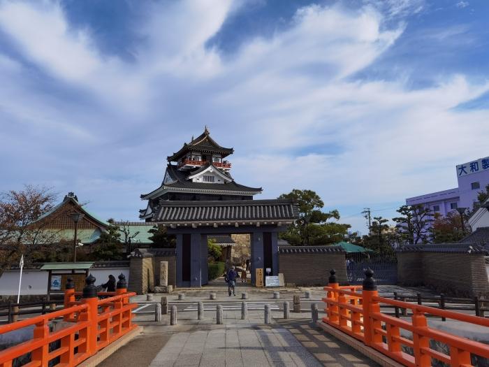 清洲城(その2)